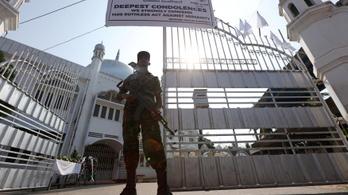 Újabb robbanás Srí Lankán, templomokat, utakat zártak le