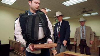 Halálos injekcióval végeztek ki egy rasszista gyilkost Texasban