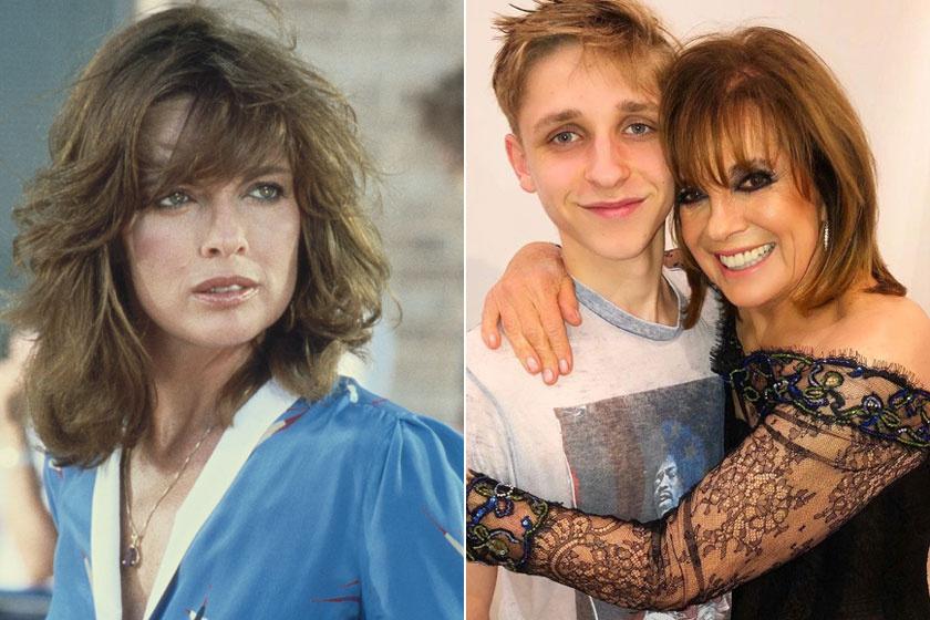 A 78 esztendős Linda Gray játszotta Samanthát. A még napjainkban is aktív színésznő éveket letagadhatna a korából, annyira remek formában van. A jobb oldali fotón unokájával, Jackkel látható.
