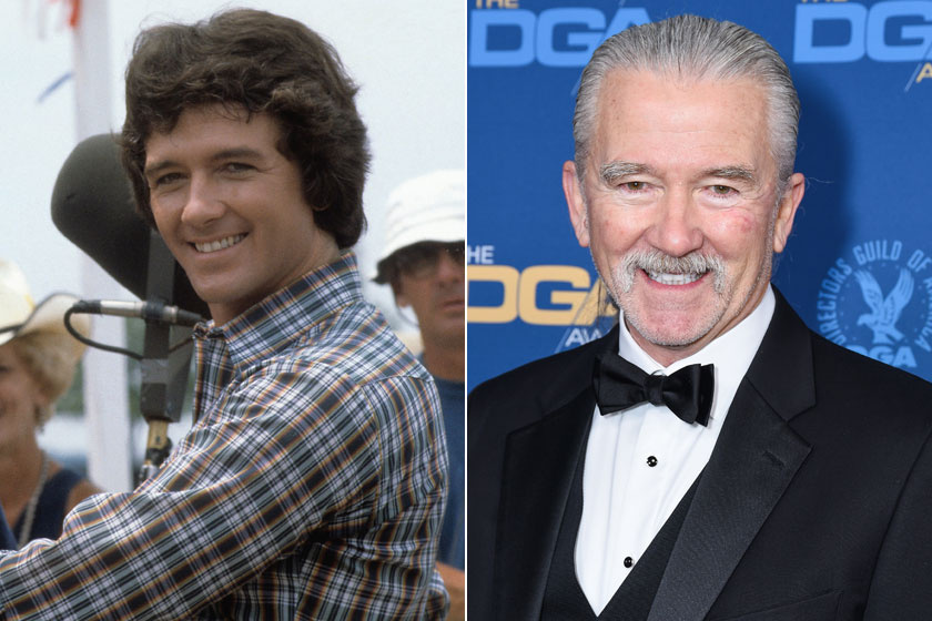 A jóképű Bobby Ewingot játszó Patrick Duffyért anno megőrültek a nők. A 70 éves színész rengeteget változott a széria óta, még most is feltűnik sorozatokban egy-egy epizód erejéig.