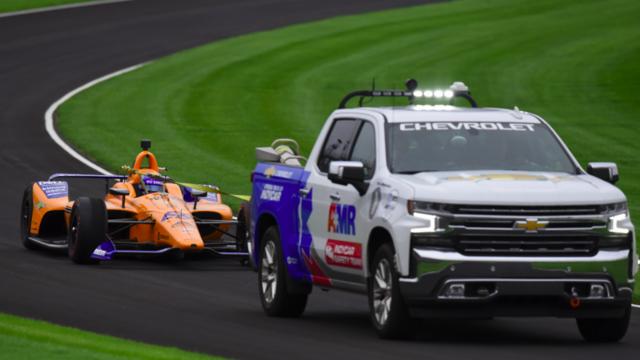 Kiábrándító rajtot vett a McLaren Indianapolisban