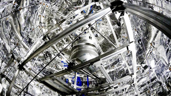 A világ valaha megfigyelt legritkább eseményét csípte el egy sötétanyag-reaktor