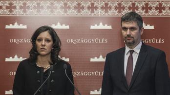 Szél Bernadettről és Hadházy Ákosról az LMP-szavazók fele azt hiszi, még mindig LMP-sek