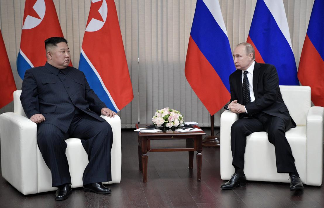 Magyar útlevelekről beszélt Putyin Kim Dzsongunnal folytatott tárgyalása után