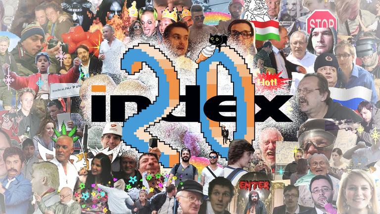 Húsz éve minden kormány gyűlöli: ünnepeljük együtt az Indexet!