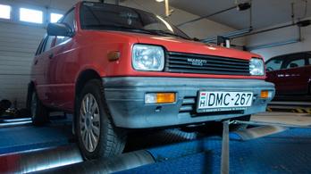 Totalcar Erőmérő: Maruti 800 DX – 1993.