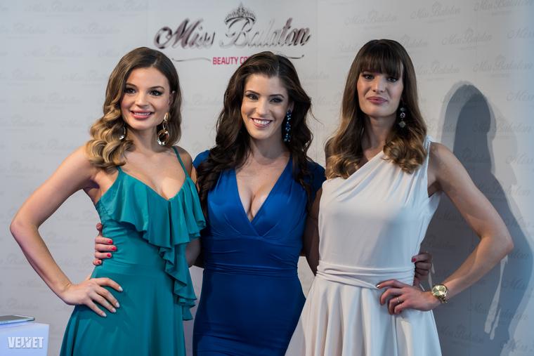 Horváth Cintia és Bertók Fruzsina az elmúlt években volt döntős a Miss Balaton versenyen, Magony Szilviáról viszont 2006-ban írtunk először!