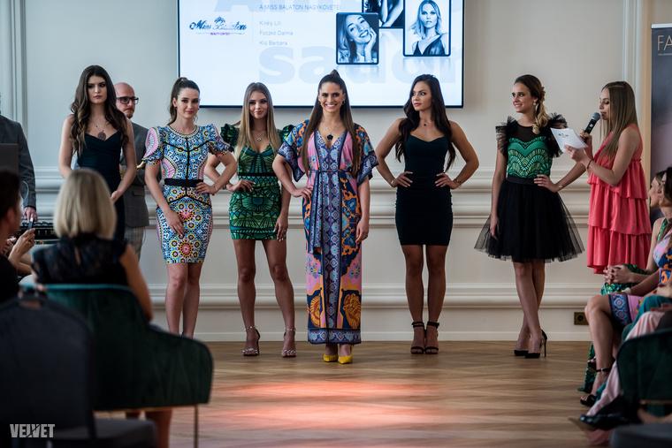Iszak Eszter itt a Miss Balaton korábbi győzteseit, illetve helyezettjeit mutatja be...