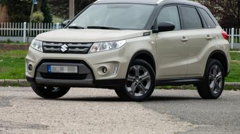 Késik a Suzuki Vitarák kiszállítása