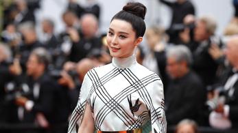 Közel egy év után újra felbukkant a felszívódott kínai filmsztár, Fan Bingbing