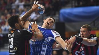 Rémálommal zárta a Szeged az év legfontosabb BL-meccsét