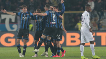 Olasz Kupa-döntős az Atalanta