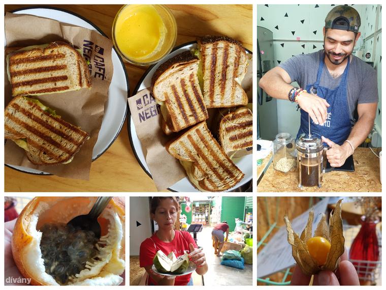 Lima bohém hangulatú negyedében, Barrancóban is volt szerencsém végigkóstolni néhány éttermet