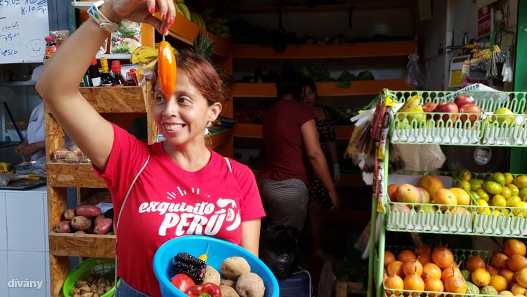 Rocoto, panca, limo, charapita, mirasol, perui fehér habanero – magyar utazóként kellemes meglepetés volt, hogy Peru paprikákban is bővelkedik