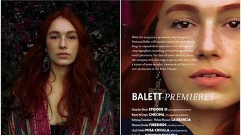 Tudta nélkül lett a budapesti Opera reklámarca egy brazil nő