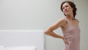 Miért fáj a hátam ébredés után?