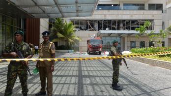 Srí Lanka-i merénylet: az iszlamisták vezetője is meghalt a támadásban