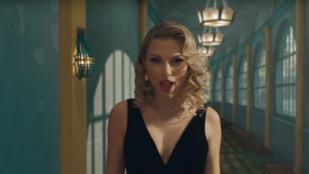 Taylor Swift új klipjében üzeni, hogy nincs még egy olyan csaj, mint ő