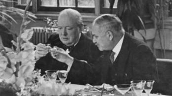 Churchillnek orvosi felmentése volt az alkoholtilalom alól