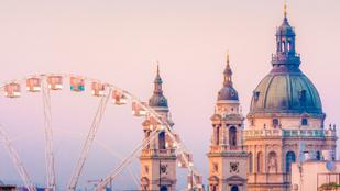 Csak Dubrovnikban, Izlandon és Skóciában lehet jobban instázni, mint Budapesten
