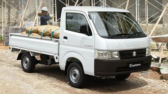 Elkészült az új Suzuki Carry