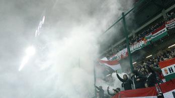 Büntetésből lezárt szektorral játszik Wales ellen EB-selejtezőt a válogatott