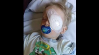 A népegészségügyi központ vizsgálatot indított a szemsérült kisfiú kálváriájának ügyében
