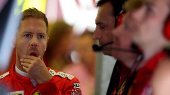 Leclerc megint legyőzte Vettelt, nagyon messze a Mercedes