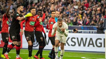 Mbappé agya elborult, a PSG 2-0-ról bukta el a kupadöntőt