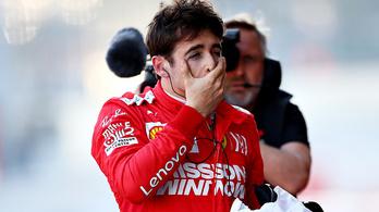 Leclerc: Nincs mentség. Haszontalan voltam