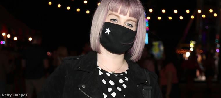 1. Kelly Osbourne