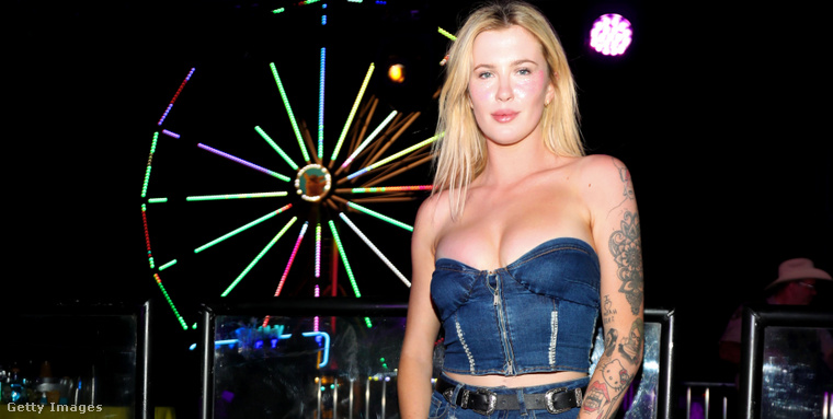 3. Ireland Baldwin