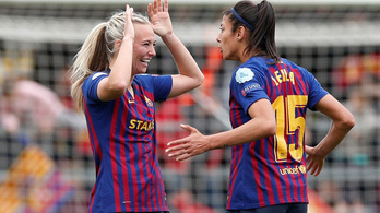 Lyon-Barcelona BL-döntő lesz Pesten