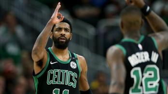 A Celtics megtalálta a Görög Szörny kriptonitját
