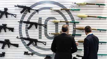 Évtizedek óta nem költött annyit fegyverekre a világ, mint tavaly