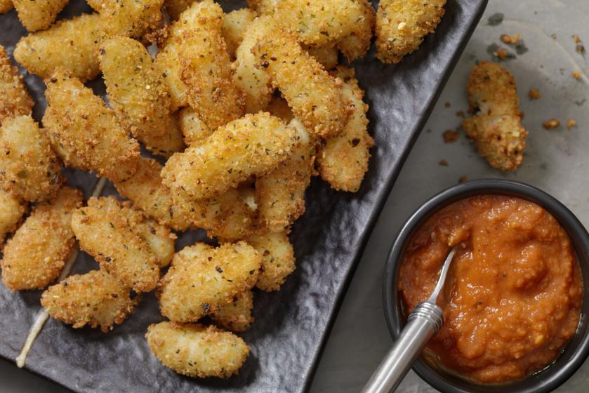 Parmezános krumplinudli: szaftos húsok mellé, de paradicsomszósszal is jól csúszik
