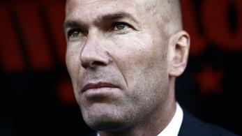 Zidane teljesen kiborult a kínos vereség után