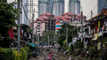 Az elviselhetetlen zsúfoltság miatt elköltöztetik Indonézia fővárosát