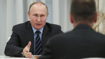 Putyin: Az ukrán és az orosz egy nép