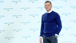Már a James Bond-film első forgatási napján használni kellett Daniel Craig dublőrjét