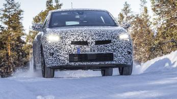 Már a sarkköri teszteken is túl van az új Opel Corsa