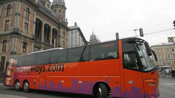 Állami kocsival érkeztek az üzleti megbeszélésre, hogy megszerezzék az Orangewayst