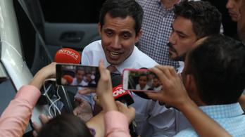 Juan Guaidó: Eljött Maduro megbuktatásának ideje