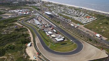 1985 után újra jöhet a Holland Nagydíj az F1-be