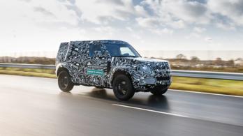 Szlovákiában gyártják majd az új Land Rover Defendert