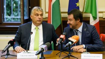 Orbán és Pintér is fogadja a Budapestre látogató Salvinit