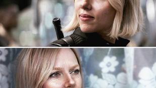Akár még Scarlett Johanssonná is ki tudja sminkelni magát ez az orosz lány