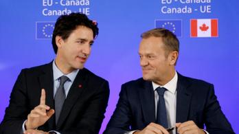 Átment az EU-Kanada szabadkereskedelmi megállapodás az Európai Bíróságon