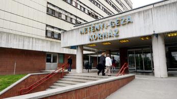 Szakorvoshiány miatt bezárt a szolnoki kórházban a fertőző osztály