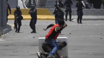 Maduro: Államcsínyt hiúsítottunk meg